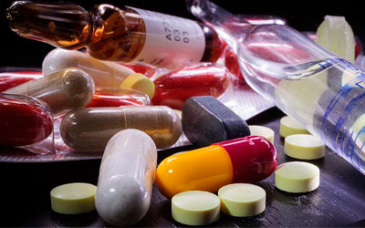 Специалистами используются следующие группы препаратов - Квинмед