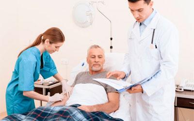 Одинарная капельница для стандартной терапии - Квинмед