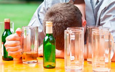 Запущенная форма алкоголизма - Квинмед