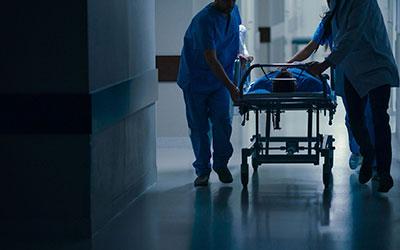 Госпитализация в стационар - Квинмед