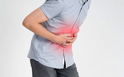 Cимптомы интоксикации - Квинмед