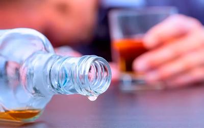 Интоксикацией алкогольными напитками - Квинмед