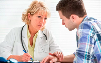 Диагностика перед лечением - Квинмед