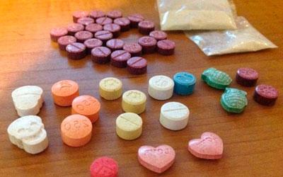 Амфетамин в разных формах - Квинмед