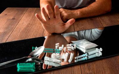 Отказ от наркотиков - Квинмед