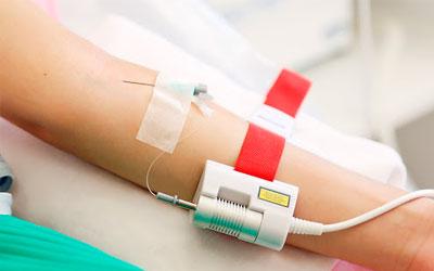 ВЛОК – лазерная очистка крови - Квинмед