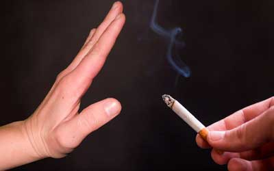 Разрушение патологических рефлексов никотиновой памяти - Квинмед