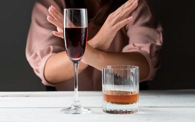 Закодированные лица не принимают спиртсодержащие продукты - Квинмед