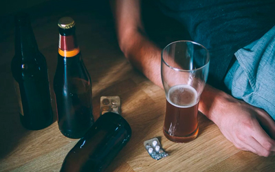 2 стадия алкоголизма - Квинмед