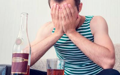 Запойный алкоголизм - Квинмед