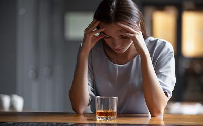 Абстиненция алкогольная - Квинмед