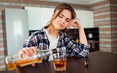 Алкоголизм - что это такое? - Квинмед