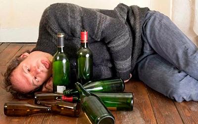 Алкогольная интоксикация - Квинмед