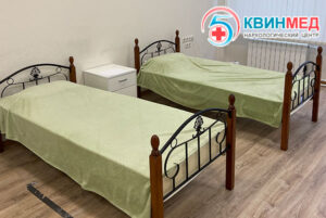 Наркологическая клиника Квинмед - фото 1