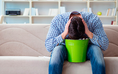 Снятие алкогольной интоксикации дома - Квинмед