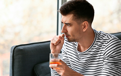 Хронический алкоголизм - Квинмед