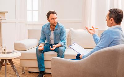 Работа с психологом - Квинмед