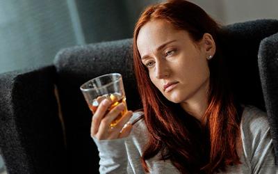 Женский алкоголизм - Квинмед