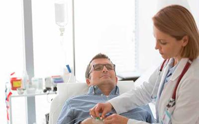 Лечение в стационаре наркологической клиники - Квинмед