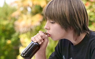 Подростковый алкоголизм - Квинмед