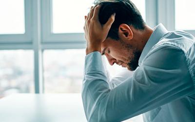 Время возникновения депрессии у алкозависимых - Квинмед