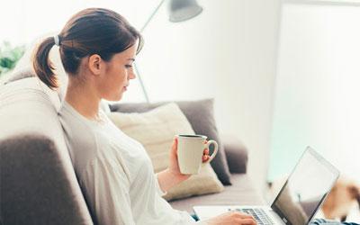 Как проходит консультация психолога онлайн - Клиника Квинмед